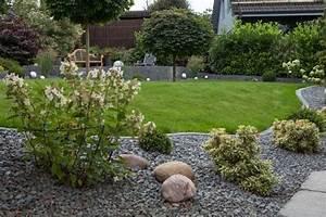 Welche Pflanzen Eignen Sich Für Einen Steingarten : gartengestaltungsideen steingarten anlegen mit passender ~ Michelbontemps.com Haus und Dekorationen