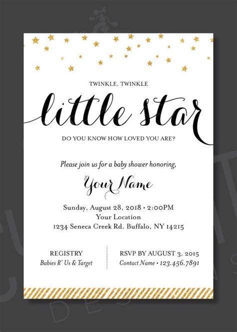 baby shower invitations ideas  pinterest diy