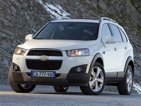 Chevrolet Captiva Wallpaper by Wallpapers Chevrolet Captiva Car Wallpapers