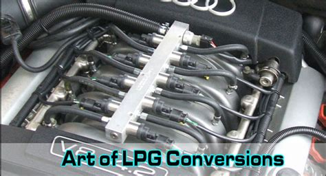 Quality Autogas Lpg Conversions In Plymouth, Devon