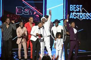2017 Bet Awards New Edition Story