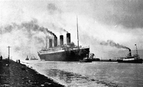 Barco De Vapor Titanic by How The Sinking Of The Titanic Was Reported Online