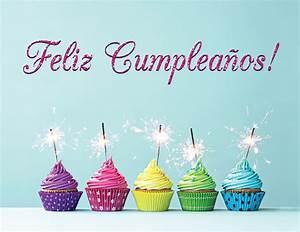 Image Gallery spanish birthday