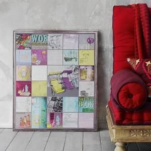 Tableau Carte Du Monde Maison Du Monde : tableau decoration maison du monde ~ Teatrodelosmanantiales.com Idées de Décoration