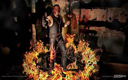 Kane Wallpapers Wwe Masked Wrestling Kupywrestlingwallpapers Resurrected