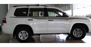 Toyota Land Cruiser Manual Transmission Model 2016 For
