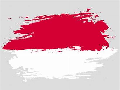 Indonesia Backgrounds Ppt Flag Politics Powerpoint Templates