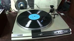 O Rei Do Som - Toca Discos Gradiente S-126
