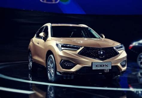 2020 Acura CDX : 2019 Acura Cdx Will Debut Next Year