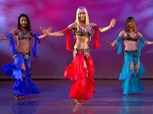 DRAMA QUEEN Neon Angelys & Jenna Rey belly dance