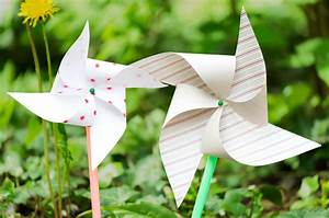 Windräder Für Den Garten : frischer wind f r den garten bastelt windr der arskreativ ~ Indierocktalk.com Haus und Dekorationen