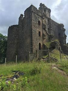 Abandoned Castle In Invergarry Scotland OC 2448x3264