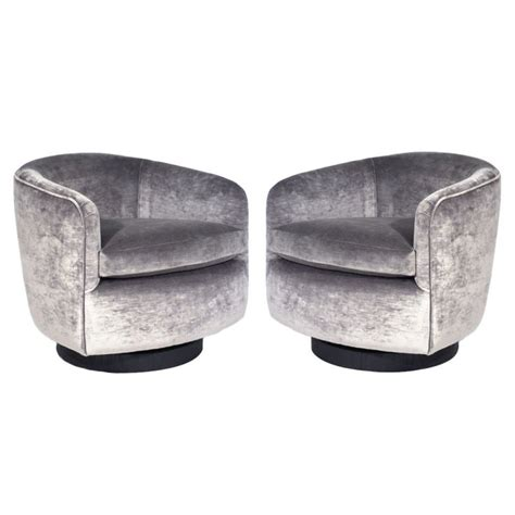 Milo Baughman Swivel Tub Chair by 17 Best Images About Normandie Swivel Chairs On