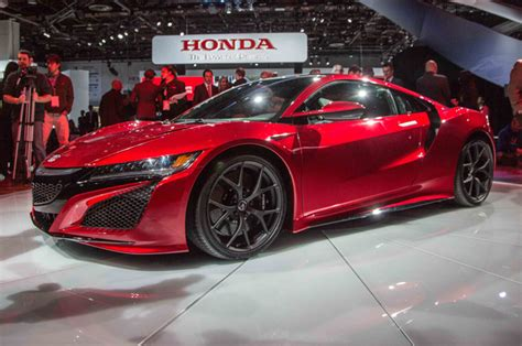 Nsx Curb Weight by 2015 Acura Nsx Motor Trend