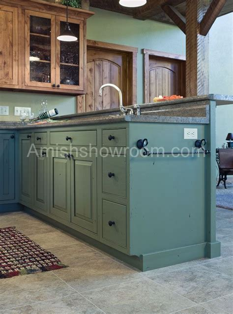 Country Kitchen Furniture Stores by Amish Kitchen Cabinets Country Style Cabin Kitchen