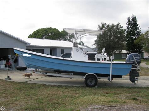 Used Boats For Sale In Daytona Beach Florida by 2005 Panga 22 For Sale In Florida Detail Classifieds