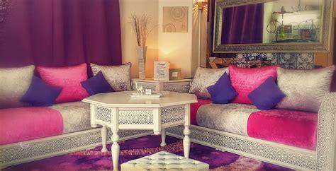 marocain la chambre chambre fille et gris clair