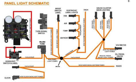 Cj7 Headlight Switch Wiring Diagram by No Dash Lights Jeep Cj Forums