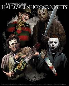 "Universal Studios Hollywood: ""Freddy vs. Jason,"" ""The ..."