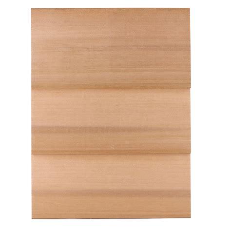 clear western red cedar rustic bevel lap siding