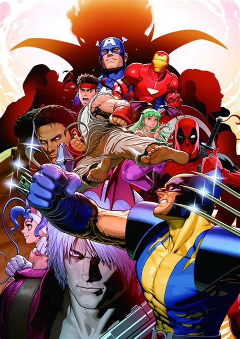 Marvel Vs Capcom 3 Wallpaper