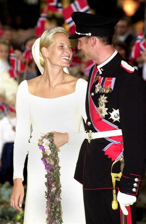prince haakon  mette marit tjessem hoiby  bride