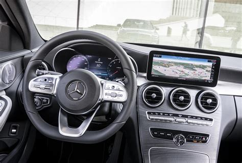 mercedes c 2019 interior 2019 mercedes c class update now on sale in australia