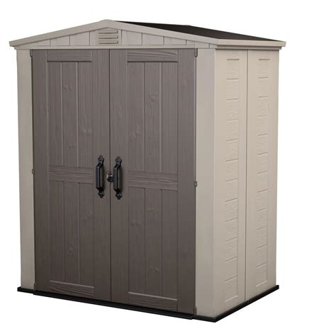 Keter Factor 6 Ft X 3 Ft Outdoor Storage Shed213040