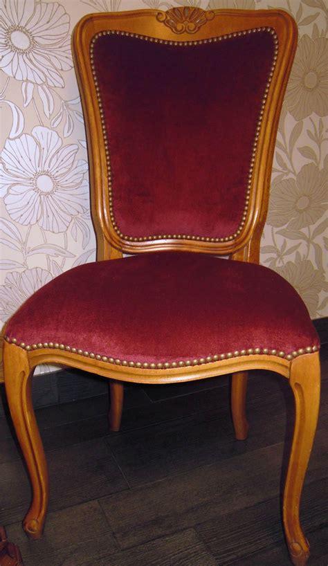 chaise louis xv stephane poissel tapissier decorateur