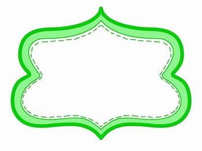 Clipart Frames Paper Torn Doodle Piece Clip