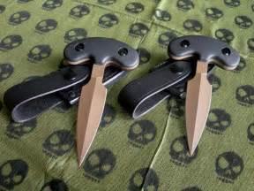 Treeman Combat Push Dagger
