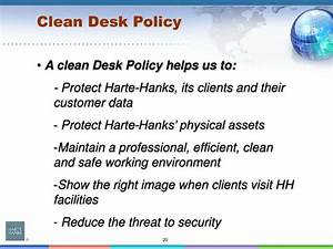 Clean Desk Policy Template Clean Desk Policy Pictures To Pin On Pinterest PinsDaddy