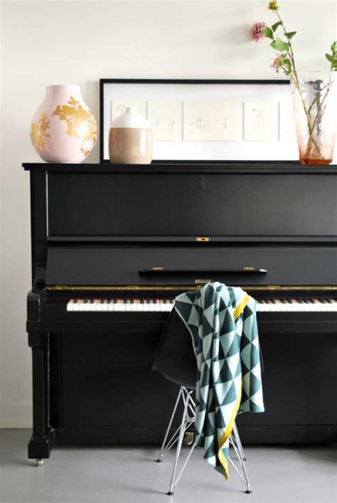 gorgeous pianos  suit  spaces designsponge