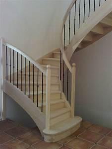 Escaliers Deparis 77 escaliers en bois sur mesure ile de france Fabrication et pose