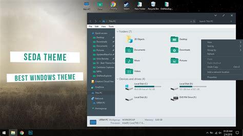 Best Theme For Windows 10