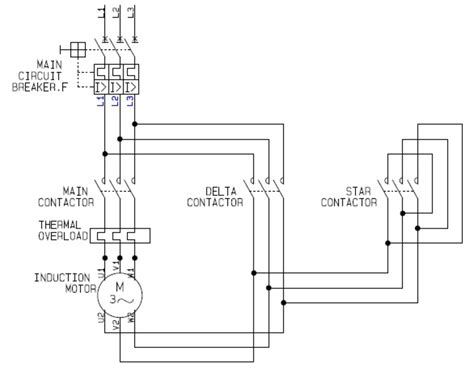 Sep 13, 2015 · automatic star delta starter using relays and adjustable electronic timer for induction motor automatic speed regulation depending on incoming vehicle on high ways (fuel injection) automatic solar tracker Using Star-Delta Motor Control (With Circuit Diagrams) | TurboFuture