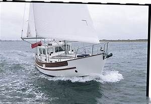 Fisher 34 Boat Test Classic Boat Magazine