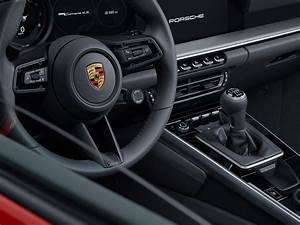 Row Your Own Way  2020 Porsche 911 Carrera S And 4s Manual
