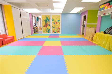 floor ls for classrooms our facility kspace international preschool kindergarten shirokanedai tokyo