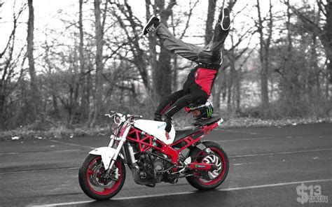 Motorbike Stunt Rider Www.streets-united.com
