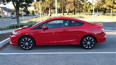 2013 Honda Civic Coupe : 2013 Honda Civic Si Coupe Overview