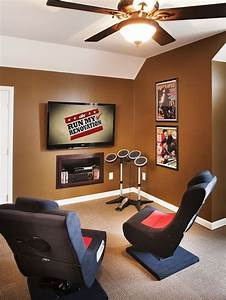 50, Video, Game, Room, Ideas, To, Maximize, Your, Gaming, Experience