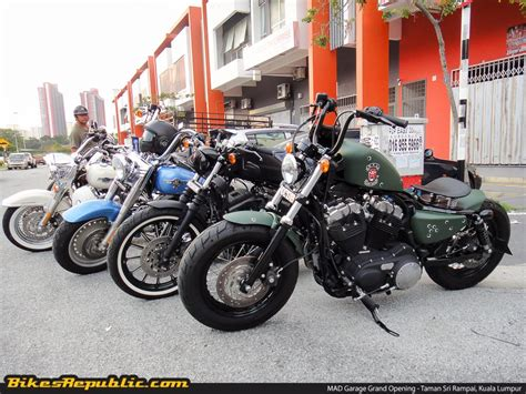 New Harley-davidson Plant To Be Built In Thailand