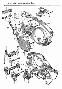 Parts Manual  Honda Cb72  Cb77  Cp77  Cyp77