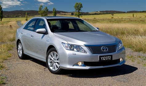 Toyota Camry, Aurion available with zero per cent finance ...
