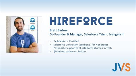 Salesforce Resume by Salesforce Resume And Personal Branding Techniques