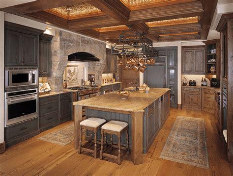 tuscany kitchen design ideas   kitchen