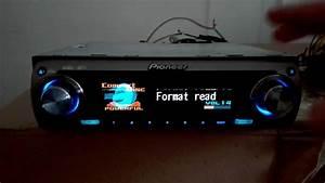 Pioneer Deh P8600mp Autoradio