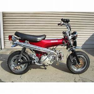 Honda Dax Tuning : pot d 39 chappement dax old school kitaco motorkit ~ Blog.minnesotawildstore.com Haus und Dekorationen