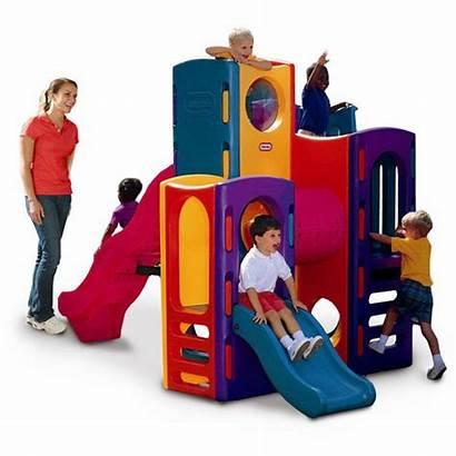 Tikes Playground Gym Outdoor Jungle Play Slide